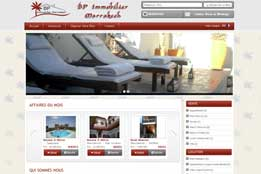 BP Immobilier Marrakech